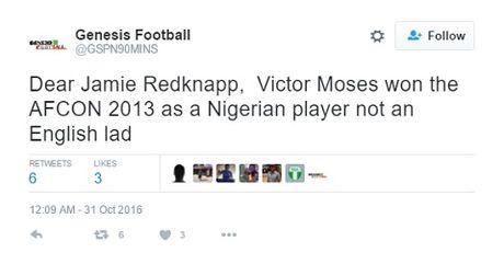 Jamie Redknapp bi che nhao du doi vi goi Victor Moses la 'tai nang tre nguoi Anh' - Anh 6