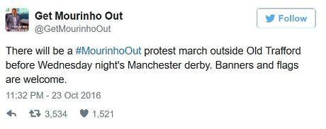 CDV Man United tinh cho Mourinho 'chung canh ngo' voi David Moyes - Anh 2