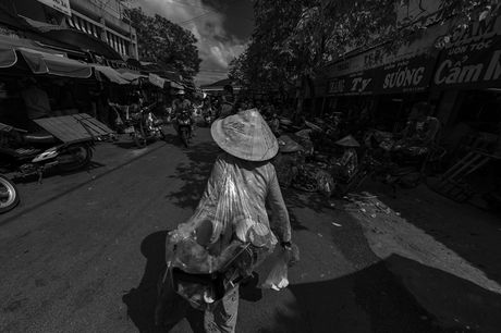 Non Hue - Net gian di giua doi - Anh 13