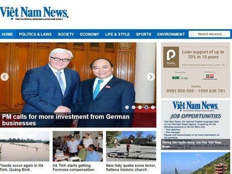 Bao Viet Nam News tuyen dung 3 chi tieu lam viec tai TP.HCM - Anh 1