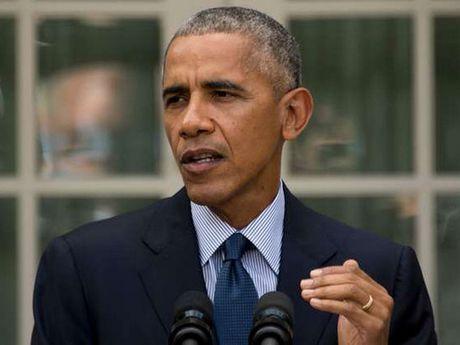 Tong thong My Obama gia han lenh trung phat Sudan them 1 nam - Anh 1