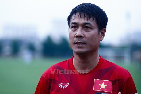Huu Thang: Doi tuyen khong chiu ap luc vi U19 Viet Nam toi World Cup - Anh 1