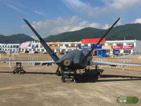 Su that suc manh UAV tan cong Trung Quoc vua ra mat - Anh 2