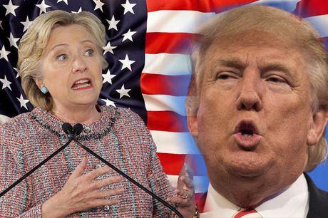 Bau cu My: FBI tai dieu tra Hillary Clinton– Trump ban mui ten qua chuan - Anh 1