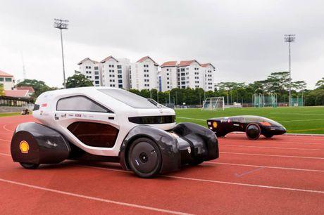Diem danh cac mau xe in 3D doc nhat hanh tinh (P2) - Anh 1