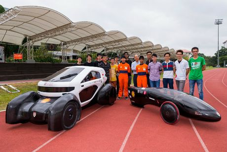 Diem danh cac mau xe in 3D doc nhat hanh tinh (P2) - Anh 2