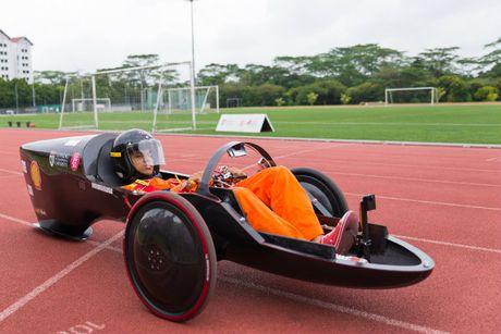 Diem danh cac mau xe in 3D doc nhat hanh tinh (P2) - Anh 3