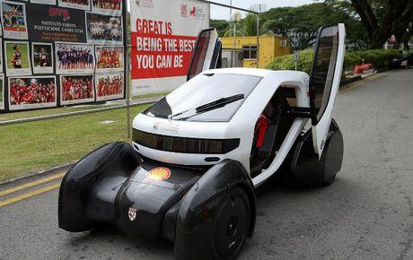 Diem danh cac mau xe in 3D doc nhat hanh tinh (P2) - Anh 4