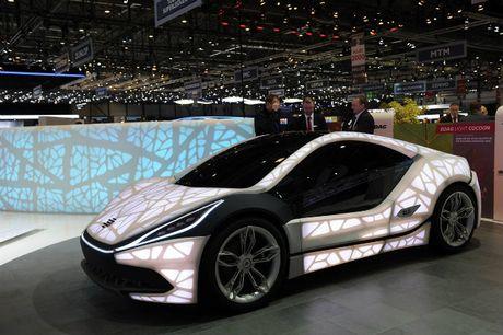 Diem danh cac mau xe in 3D doc nhat hanh tinh (P2) - Anh 5