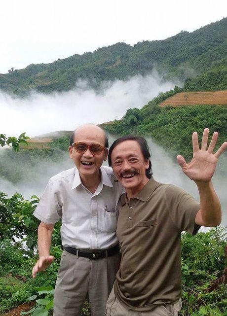 Van Dung, Quang Thang nuc no ke ky niem ve 'bo' Pham Bang - Anh 4