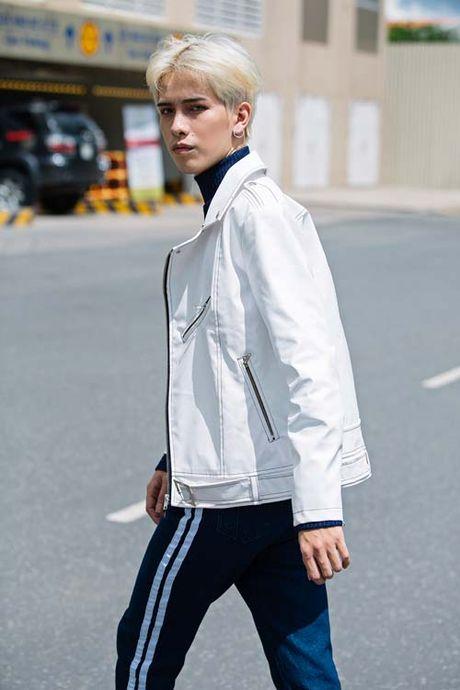 Mau Next Top khoe streetstyle dau dong cuc 'ngau' - Anh 7