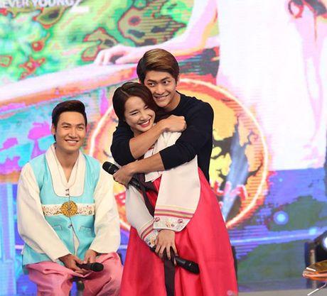 Nha Phuong duoc Kang Tae Oh 'cau hon' sieu lang man - Anh 3