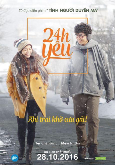 Khoc, cuoi khong ngung voi phim '24h yeu' - Anh 1