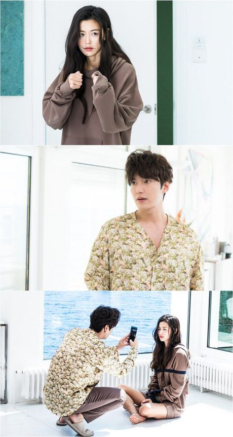 Co nang ngo ngao Jeon Ji Hyun van dung Top quang cao - Anh 2