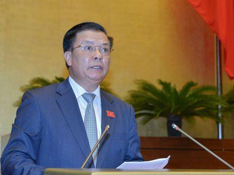 Bo truong Tai chinh 'tranh luan' voi Chu tich HDND TP.HCM ve phan bo ngan sach - Anh 2