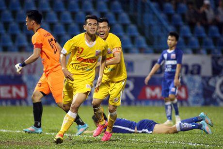 U21 Ha Noi T&T tai ngo U21 Sanna Khanh Hoa tai chung ket - Anh 1