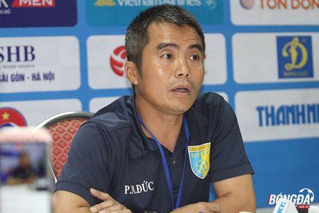 Sao U19 Viet Nam hoi quan cung U21 Ha Noi T&T - Anh 1