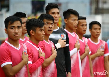 CLB Sai Gon hoi quan tai Ha Noi cho V-League 2017 - Anh 1