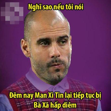 Anh che: Phao thu goi lai 'noi dau' 8-2 cua FC Thuoc Nhuom; Bi quyet giup Beo 'len dinh' the gioi - Anh 4