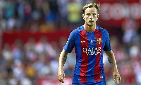 Rakitic xem Lionel Messi la 'bau vat' - Anh 1