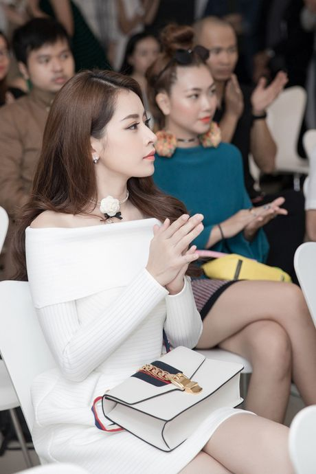 Ngam loat hang hieu dat do cua hot girl Chi Pu - Anh 7
