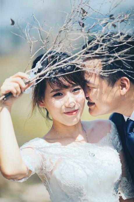 Cap doi Bac Ninh quen nhau qua blog quyet 'on dinh moi cuoi' - Anh 1