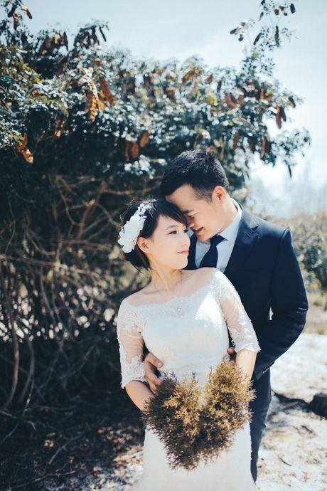 Cap doi Bac Ninh quen nhau qua blog quyet 'on dinh moi cuoi' - Anh 5