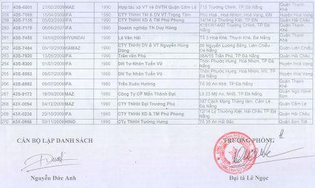 Giam doc CATP chi dao xu ly phuong tien het nien han su dung va qua han kiem dinh - Anh 11