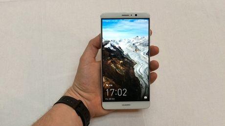Ro ri hinh anh thuc te cua Huawei Mate 9 - Anh 2