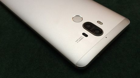 Ro ri hinh anh thuc te cua Huawei Mate 9 - Anh 3