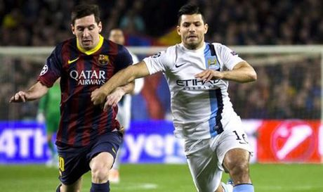 Vi sao Messi khong the phoi hop voi Aguero - Anh 3