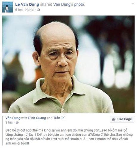 Nghe si Viet bang hoang truoc su ra di cua NSUT Pham Bang - Anh 3