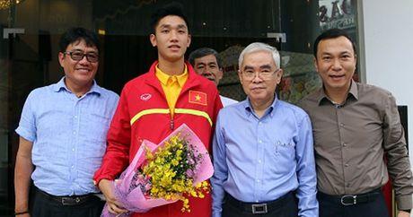 Chu tich VFF: Nguoi co van de moi nghi U19 Viet Nam du World Cup - Anh 1