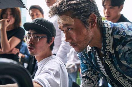 Lee Byung Hun va my nam Kang Dong Won dong phim hanh dong moi - Anh 1