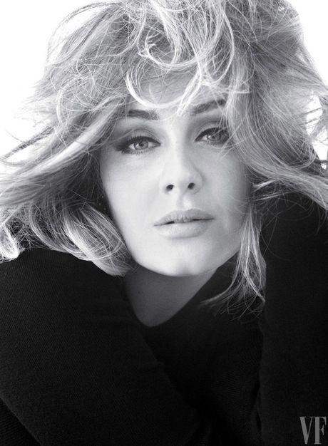 Adele khoe ve man ma tren tap chi Vanity Fair - Anh 4