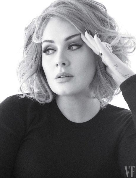 Adele khoe ve man ma tren tap chi Vanity Fair - Anh 6