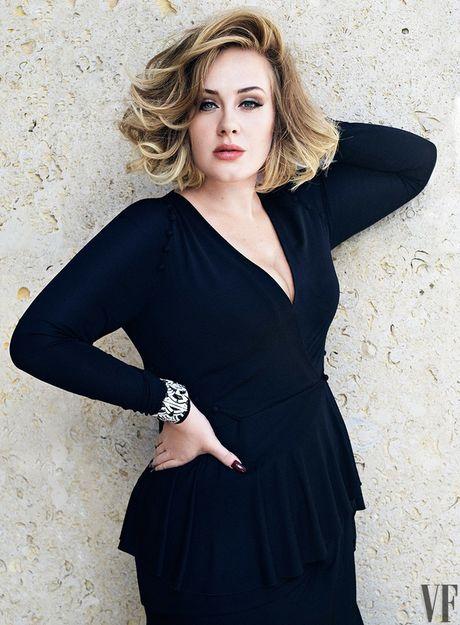 Adele khoe ve man ma tren tap chi Vanity Fair - Anh 9