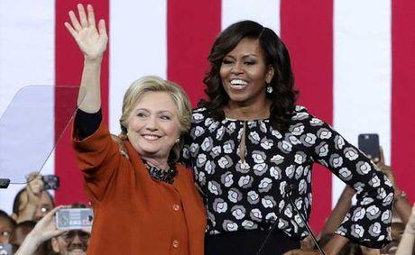 Ba Clinton moi ba Obama lam viec trong noi cac - Anh 1