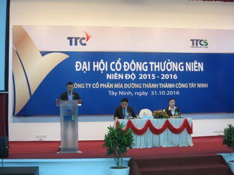 Chiem 18% thi phan nganh duong, SBT co ke hoach mua duong Hoang Anh Gia Lai - Anh 1
