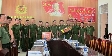 Thuong 'nong' luc luong pha duong day danh bac 'khung' o Da Nang - Anh 1