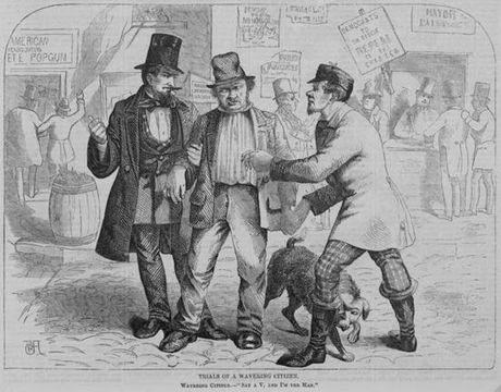 Nhung chieu gian lan trong bau cu My nhung nam 1880 - Anh 1