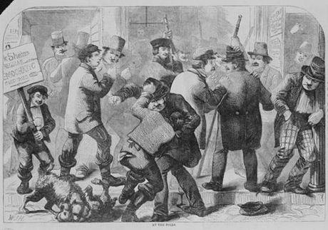 Nhung chieu gian lan trong bau cu My nhung nam 1880 - Anh 2