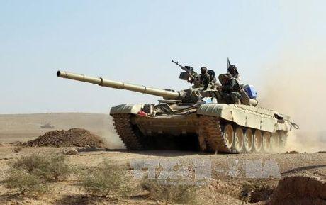 Quan doi Iraq sap tran vao Mosul, keu goi IS dau hang - Anh 1