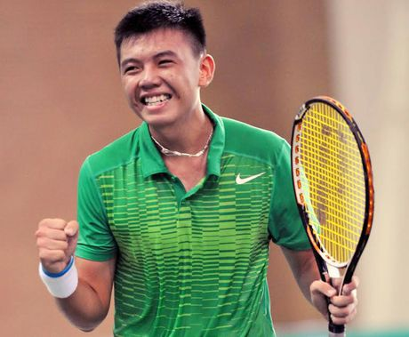 Ly Hoang Nam tien gan top 600 the gioi - Anh 1