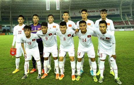 U19 Viet Nam nhan hon 2 ty tien thuong - Anh 1