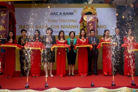 BAC A BANK khai truong Chi nhanh tai Bac Giang - Anh 3