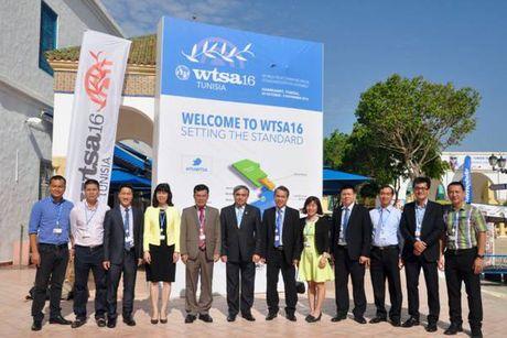 Viet Nam tham du Hoi nghi Tieu chuan hoa vien thong the gioi WTSA-16 tai Tunisia - Anh 3