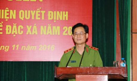 Cong bo Quyet dinh cua Chu tich nuoc ve dac xa nam 2016 - Anh 1