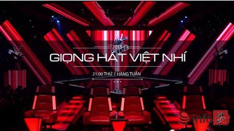 Hai be gai 10 tuoi gia bi bat coc tron di dang ky Giong hat Viet nhi - Anh 1