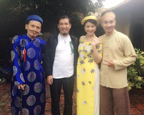 "Van Dung, Minh Quan, Vuong Rau bang hoang khi biet tin ""bo"" Pham Bang mai ra di - Anh 6"